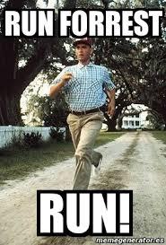 Run Forrest Run Meme - meme personalizado run forrest run 3400386
