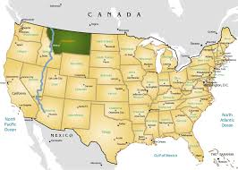 California Arizona Map by Montana Maps And Data Myonlinemapscom Mt Maps Montana On Usa Map