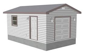 rv storage building plans the g441 12 x 20 x 8 garage plan free house plan reviews