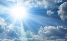 sun rays sky sun clouds rays wallpapers it was a day