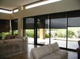 roller shades are one of the hottest decorating trends on the