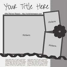 templates for scrapbooking no reimer reason free digital scrapbook template click for