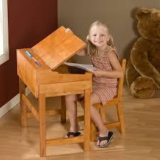 Small School Desk by Amazon Com Premium Children U0027s Schoolhouse Desk And Chair Set