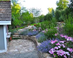 backyard flower landscaping ideas for spring cleaning tricks