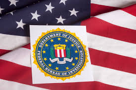 federal bureau of justice department of justice with us flag editorial image image of