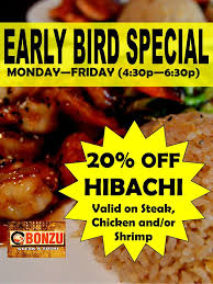 am agement cuisine bonzu japanese steakhouse home mcdonough menu prices
