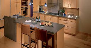 Kitchen Cabinets Kitchen Cabinetry Mid Continent Cabinetry - Natural maple kitchen cabinets