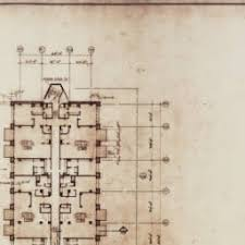 Mgm Grand Floor Plan Las Vegas Unlv Libraries Digital Collections Architectural Drawing For Mgm