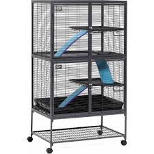 Cheap Rat Cage Critter Nation Double Unit With Stand Walmart Com
