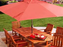 the best rectangular patio umbrella u2014 all home design ideas
