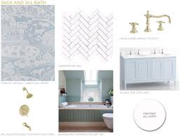 Farrow And Ball Bathroom Ideas Our New Jack And Jill Bathroom Plan Emily Henderson