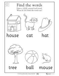 preschool reading worksheets free worksheets library download