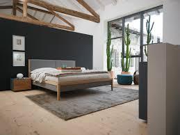 Schlafzimmer M El Kraft Vollholzbett Von Team 7 Wien