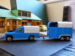 land rover corgi i love corgi toys pony trailers and horse boxes