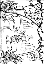 adam eve coloring pages coloring