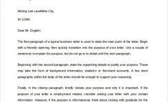 example of good cover letter cover letter closing resume example