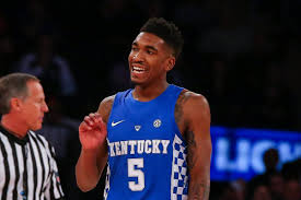 Goes Off Malik Monk Goes Off For 47 Points In Kentucky U0027s Win Over North