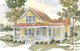 Southern Living Plans Meritta Creek Southern Living House Plans