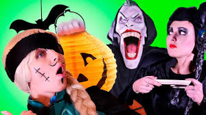 superheroes halloween compilation joker maleficent in real life