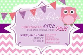 printable baby shower invitation owl theme background