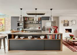 designing kitchen island 60 kitchen island ideas and designs freshome com