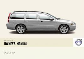 100 2000 volvo s80 t6 owners manual 2004 volvo v70r 49 000