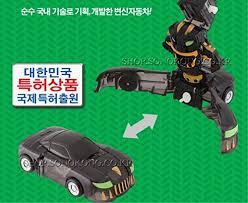 amazon black friday asus transformer turning mecard mugan black transformer car robot card korean tv