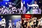 SWEATER EXO WHITE SBS GAYO DAEJUN | ONET SHOP