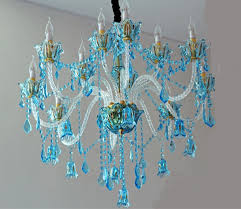 blue crystal chandelier light buy blue crystal chandelier and get free shipping on aliexpress com