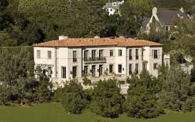 Bel Air Mansion Bren Simon Re Lists Bel Air Mansion For 44 Million Homes Of The