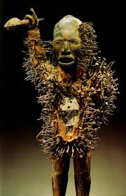 bakongo nkondi nail rand african art