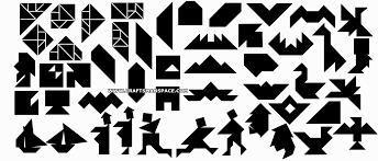 tangram puzzle puzzle plan