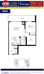 floor plans u2013 one cole condominiums u2013 daniels gateway