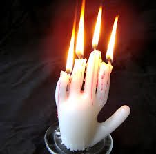 how to make hand candles 6 steps with pictures