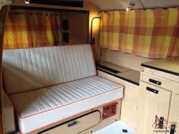 volkswagen camper inside type 2 baywindow westfalia camper