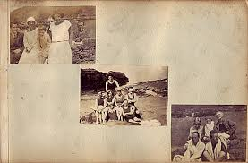 Ireland Photo Album Seaside Snapshots Ireland 1920s Jacolette