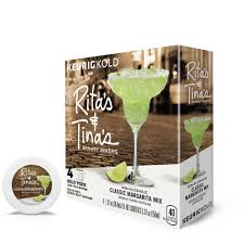 mojito cocktail mix keurig kold gets even cooler with the launch of cocktail mixers