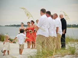 Beach Wedding Panama City Beach Weddings Sheraton Bay Point Resort