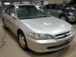 1999 honda accord motor for sale jhmcg5657xc034615 1999 silver honda accord on sale in mn