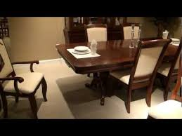 louis philippe rectangular double pedestal dining table by liberty
