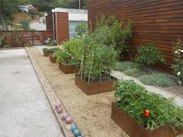 attractive raised landscape beds raised bed vegetable gardening