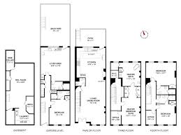 Typical Brownstone Floor Plan Restaurateur Keith Mcnally Rents Out Village Townhouse U2013 Variety