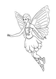 fairy flying coloring page kids coloring pages pinterest