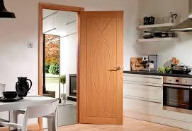 kitchen interior doors wooden interior doors white primed solid wood doors modern