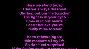 Light In Your Eyes Lyrics David Pomeranz U2013 On This Day Lyrics Dailymotion
