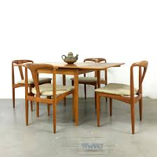 small teak dining table 1960 u0027s