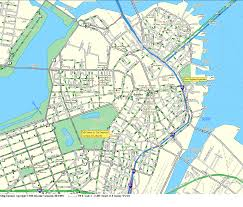 Harvard Yard Map Map Of Boston You Can See A Map Of Many Places On The List On