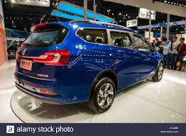 wuling cars shanghai china 19th apr 2017 baojun 310 wagon from general