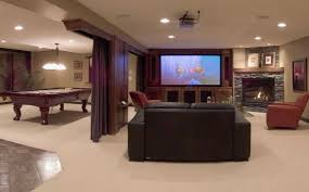 ideas for decorating a small living room basement living room