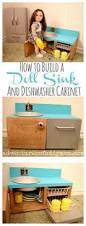 How To Build Dishwasher Cabinet How To Build A Doll Sink And Dishwasher Cabinet Adventures Of A